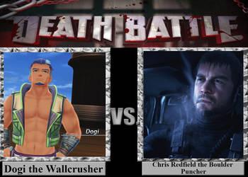Dogi the Wallcrusher vs Chris the Boulder Puncher!