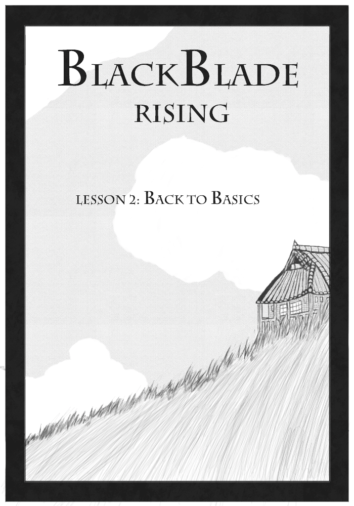 BlackBladeRising Lesson2 Cover by Animante