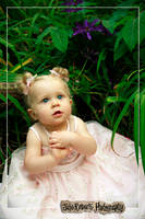 karisse 1 yr 06 by Juliephotography