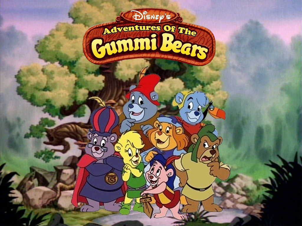 adventures of the gummi bears 19851991 by