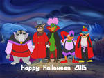 Happy Halloween 2015 2 by TomArmstrong20