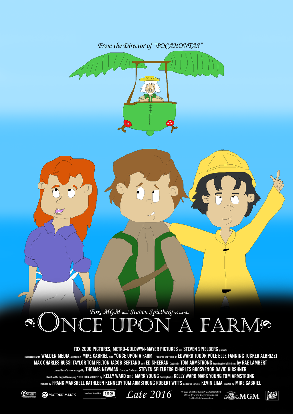 Once Upon a Farm poster by TomArmstrong20 on DeviantArt
