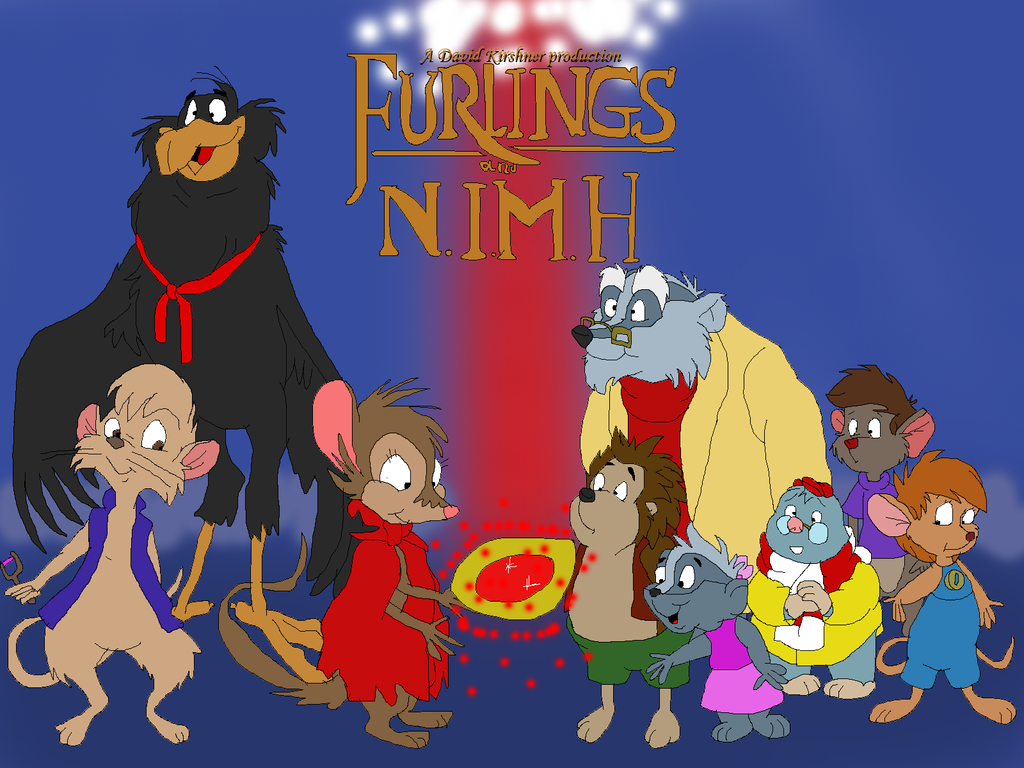 Furlings and NIMH by TomArmstrong20