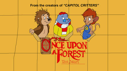 Once Upon a Forest: TV Series (1994-1995) by TomArmstrong20