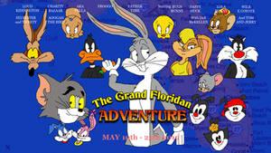 The Grand Floridan adventure poster