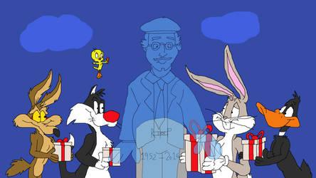 Happy Birthday Joe Alaskey by TomArmstrong20