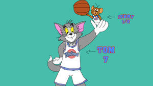 If Tom and Jerry can join Tune Squad for Space Jam
