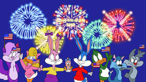 Tiny Toon's Independence day 2019