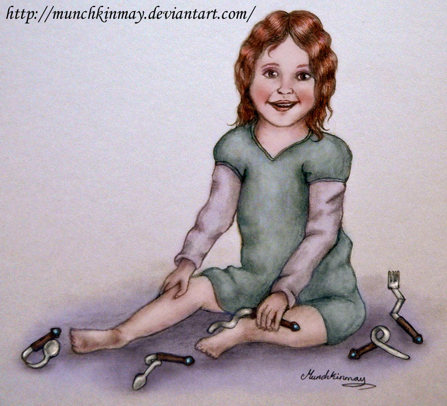 Twisted silverware by munchkinmay on deviantart - Twisted silverware ...