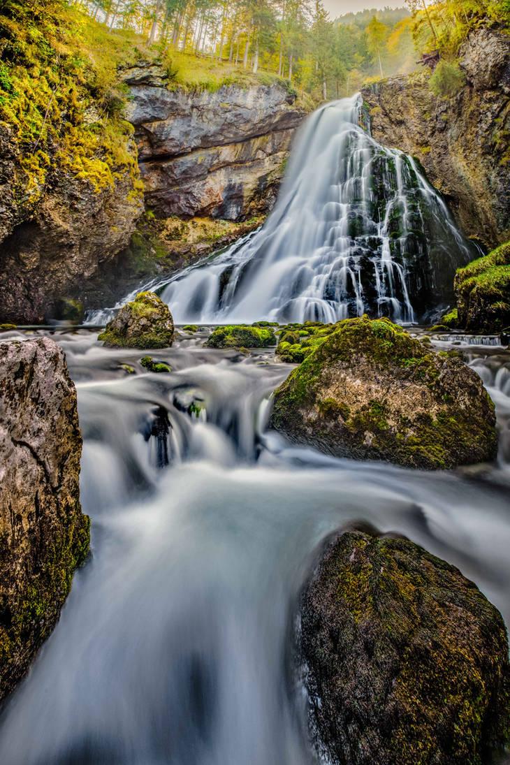 Majestic Falls by StefanPrech