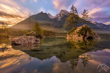Hintersee by Stefan Prech