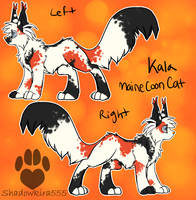 Feral Kala Reference by ShadowKira555