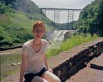 Anna and Letchworth Bridge