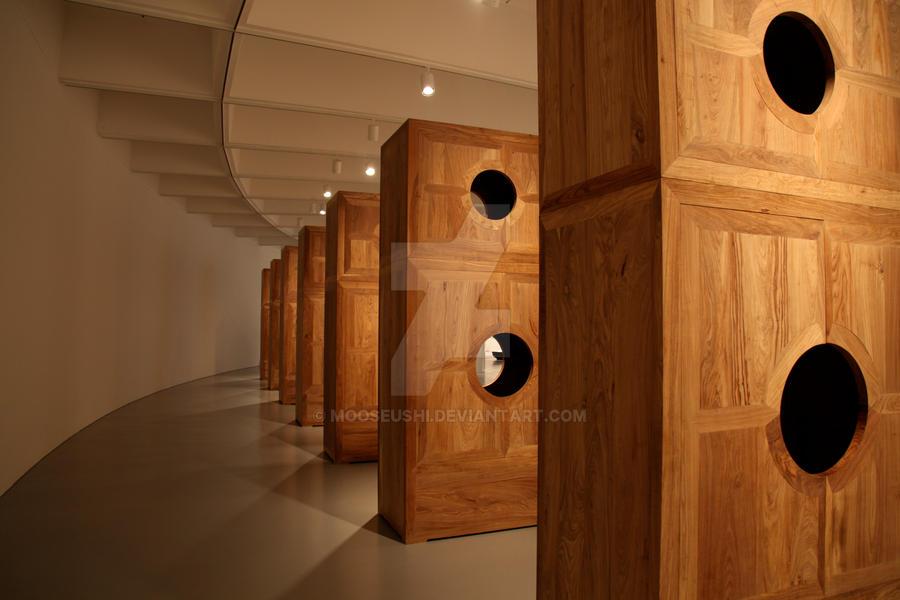Ai Weiwei Piece 1 by Mooseushi