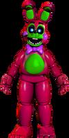 Blacklight Toy Bonnie