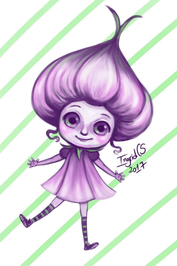 Onion girl by GadyBICS