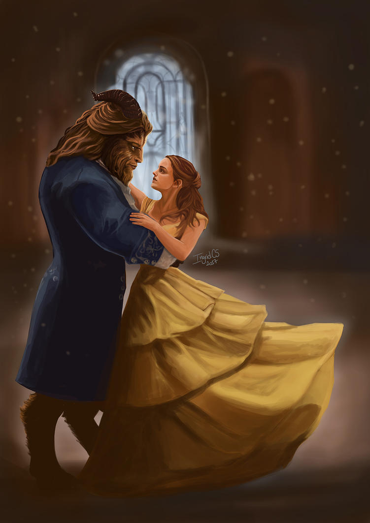 Beauty and the Beast by GadyBICS