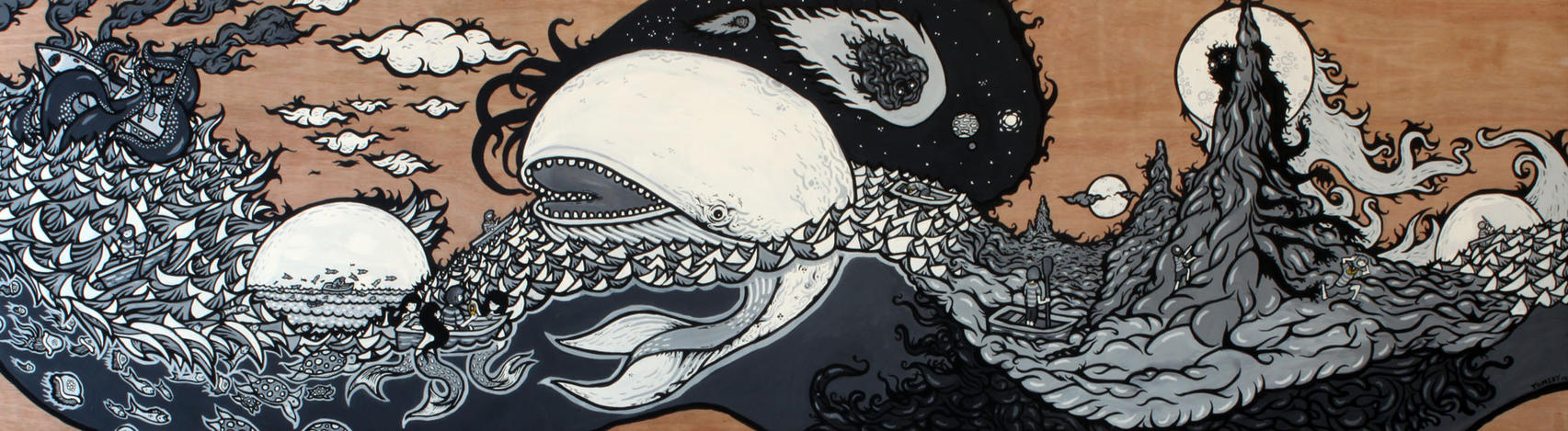 Ocean Adventure by mtomsky