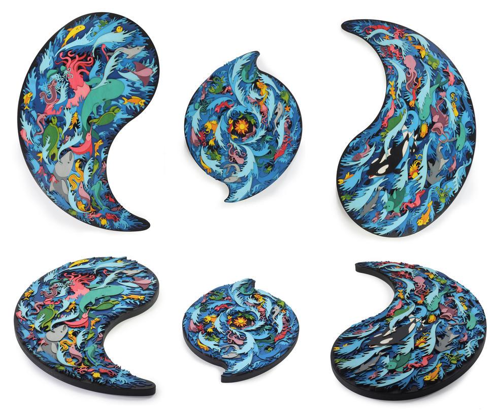 Waves by mtomsky