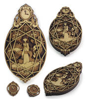 Clock Diamond by mtomsky