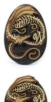 Dragon Egg by mtomsky