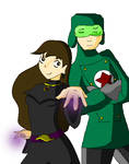 TTOC: Fiona and Red Star