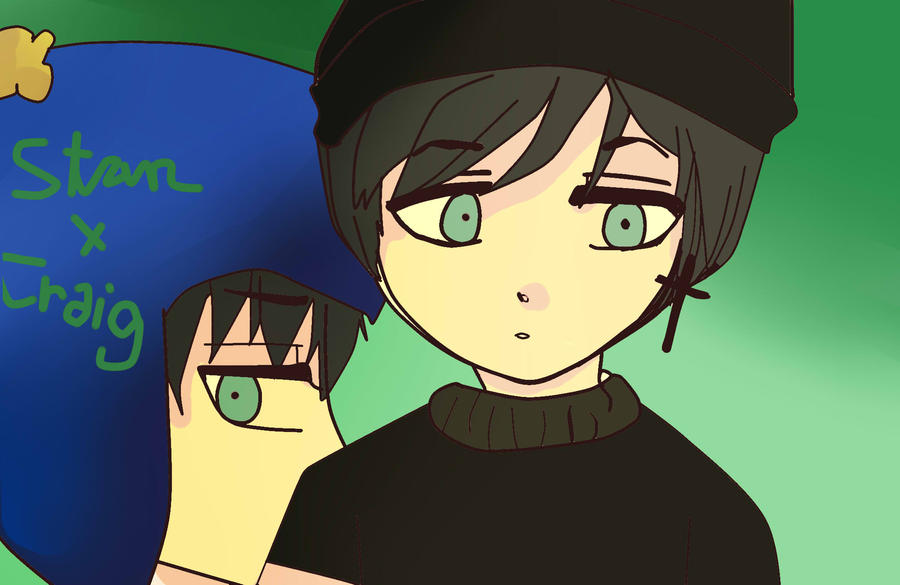 gothic stan and craig :3 by steffanny