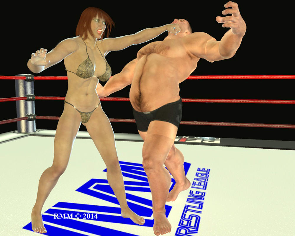 Real mixed boxing