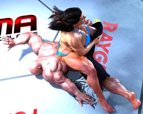 MMA Big time c