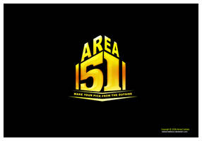 Area51 Logo by batetooz