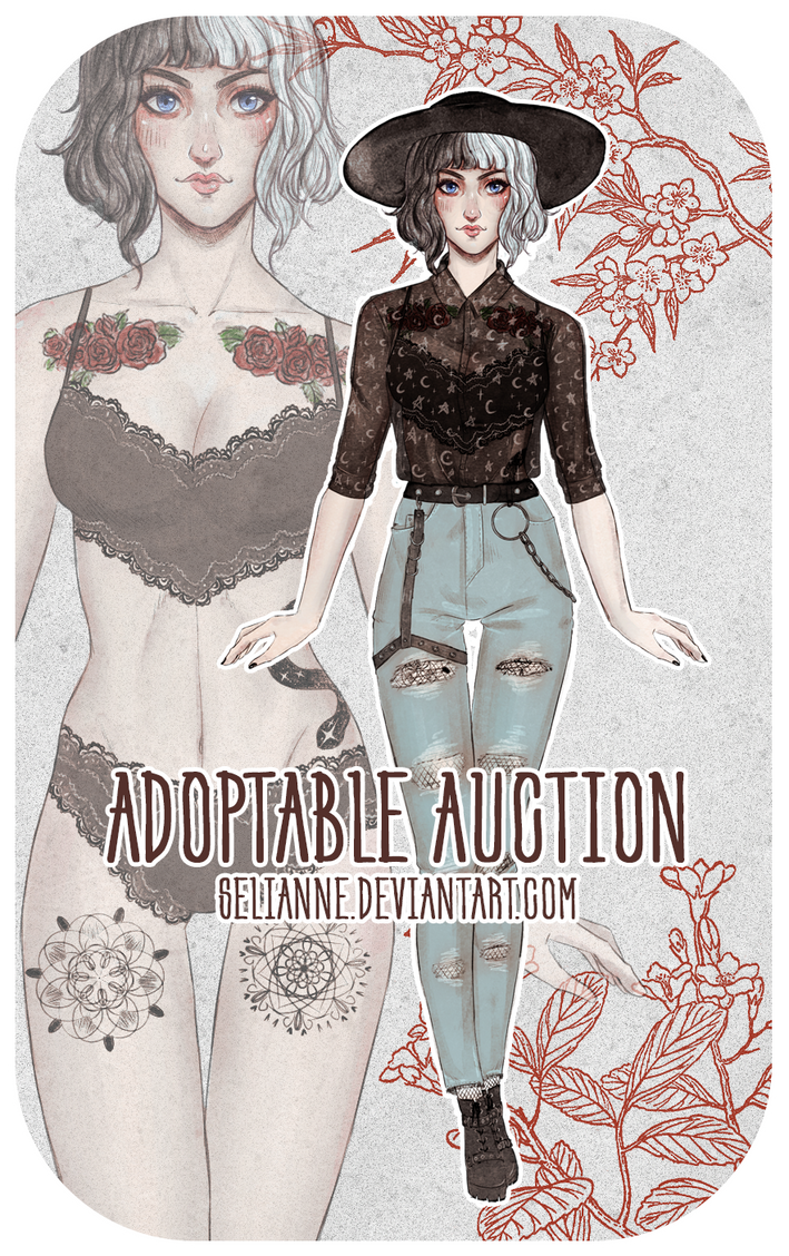 [open] Adopt Auction #5