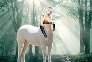 Jessica Alba Centaur by Dader-tr