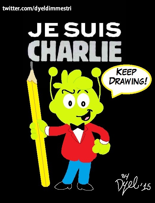 Je Suis Charlie Aussi by Dyel75