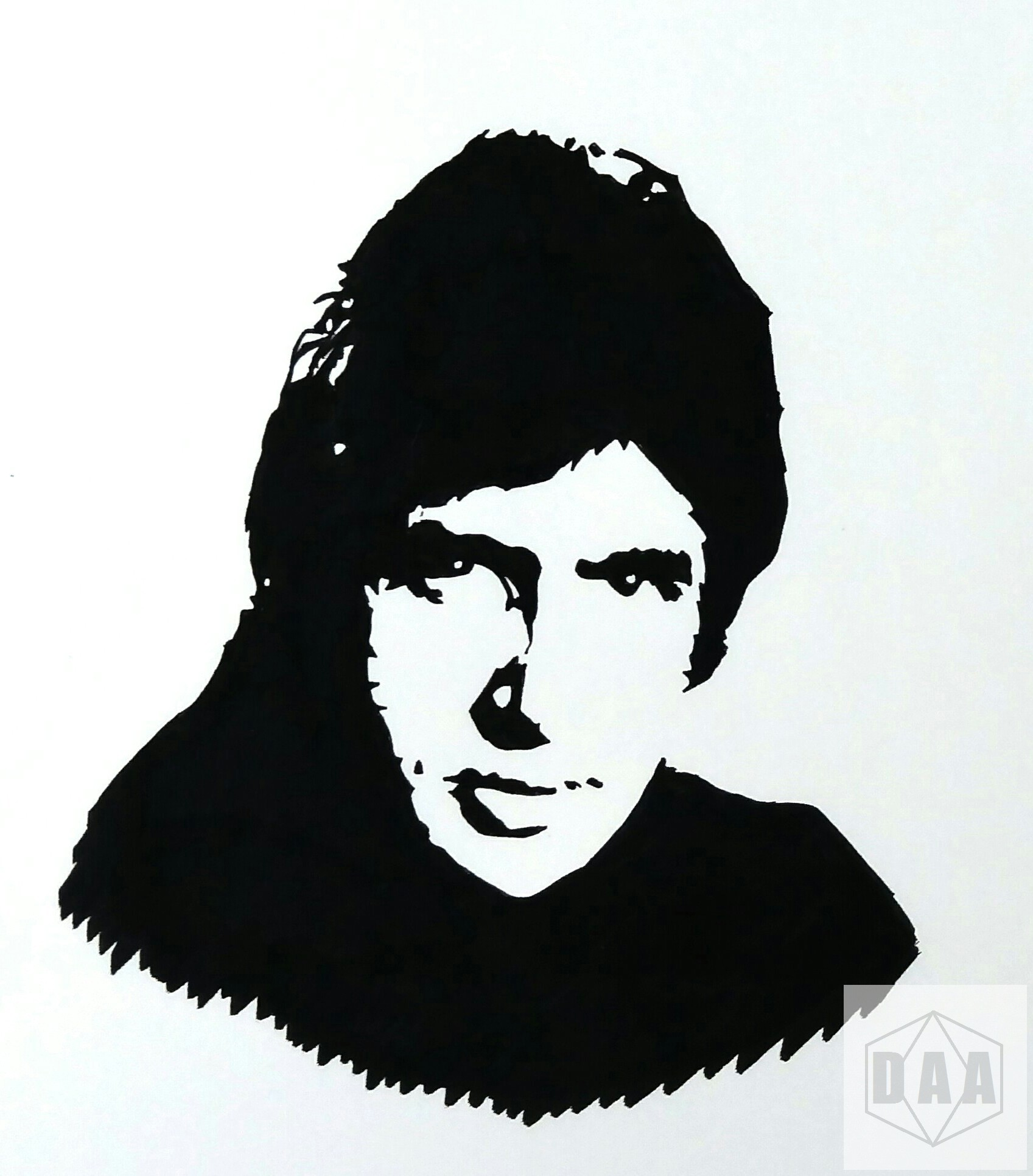 Amitabh Bachchan By AnupamArt