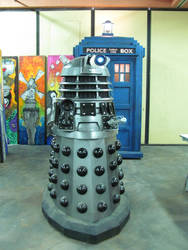 Dalek 1 by Nightmare247Stock