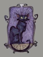 Chat Noir by Noxfae