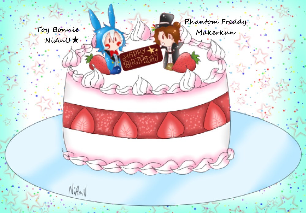 Happy birthday nianu and makerkum by nianuu94 on deviantart happy birthday nianu and makerkum by nianuu94 publicscrutiny Image collections
