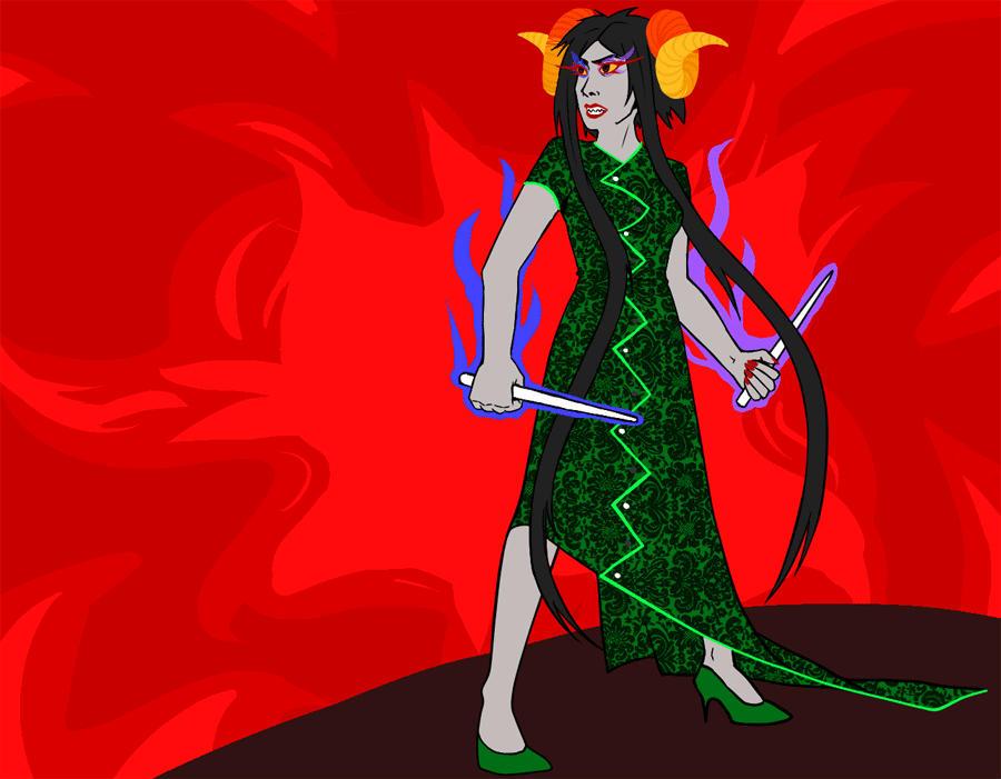 The Handmaid by Cielface on DeviantArt