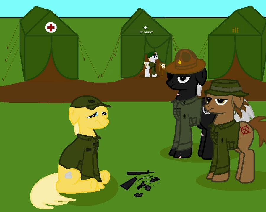 M16 field strip by FirstAwesomePlatoon on DeviantArt