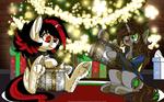 New years gifts by IBrainWashedYou