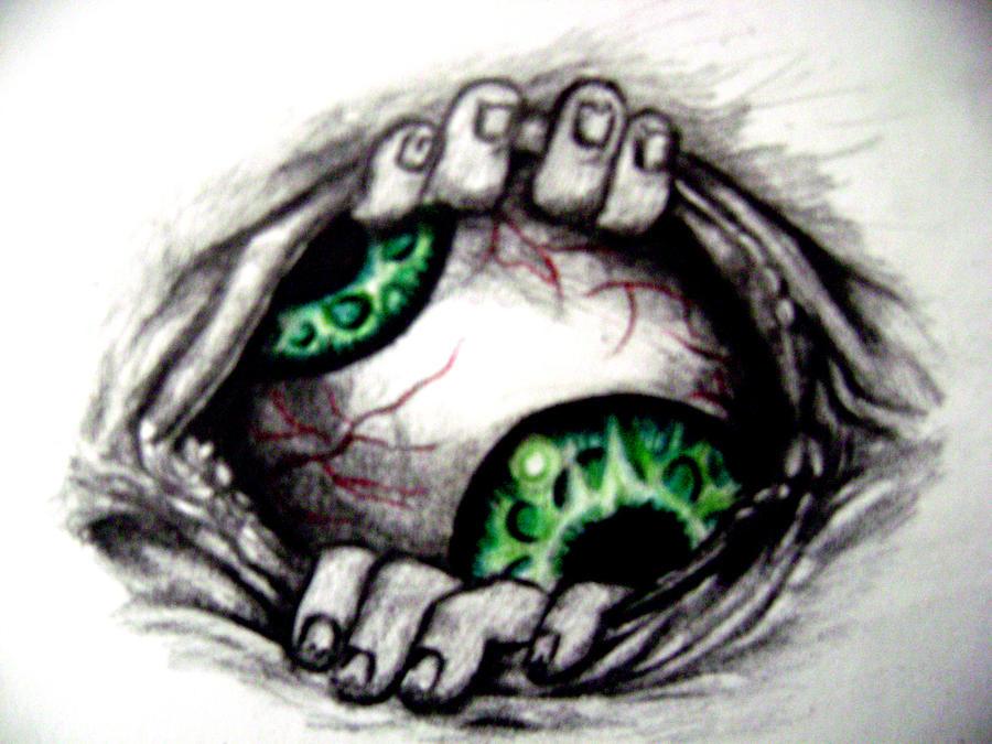 Tool Eye By KitDesertOfFate27