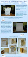 How to Take Decent Photos of your Handmade Crafts