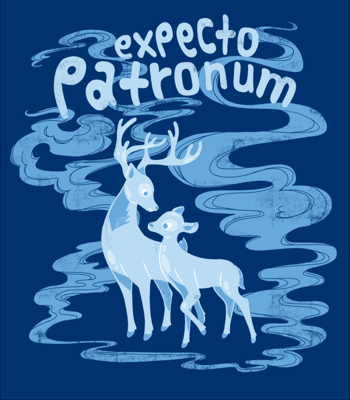 Stag and Doe Patronuses