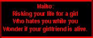 Maiko Stamp-v.2 by paintedbluerose