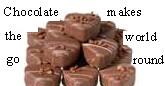 CHOCOLATE by paintedbluerose