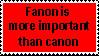 Livin' the Fanon Dream by paintedbluerose