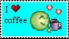 I :heart: Coffee by paintedbluerose