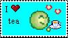 I :heart: tea by paintedbluerose