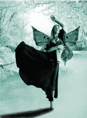 Dance 'Till You Freeze by paintedbluerose