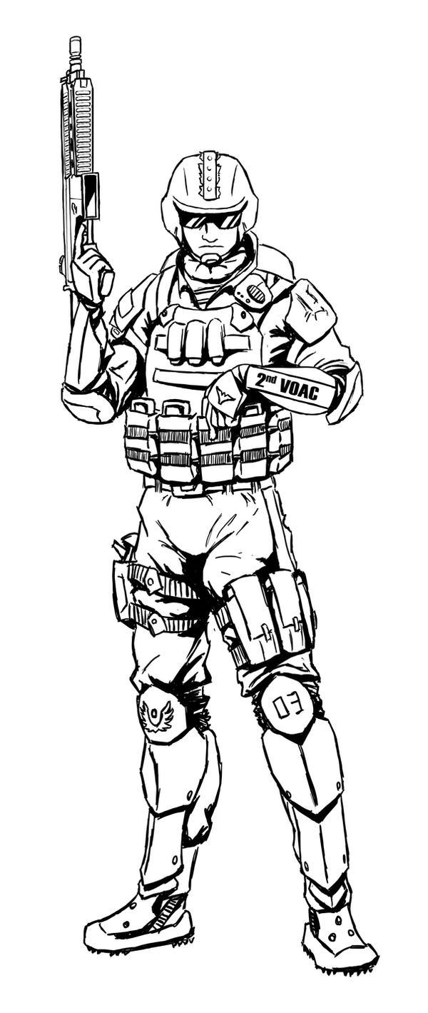 VOAC Soldier by digital-socrates on DeviantArt